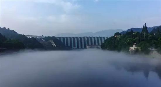 金寨的美 犹如看夏日的第一场烟雨