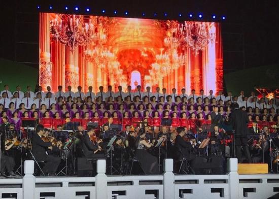 第八届森林音乐会