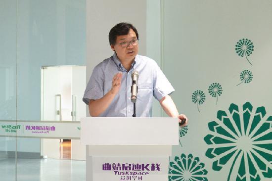副总裁张金生作专题讲座