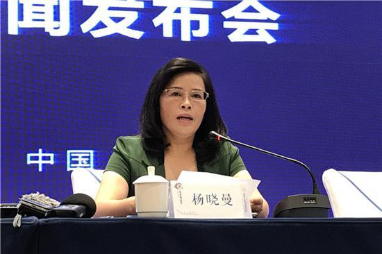 安顺市市委宣传部长杨晓曼