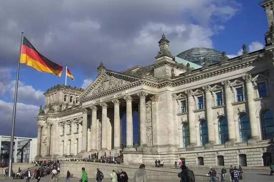 ▲德国国会大厦