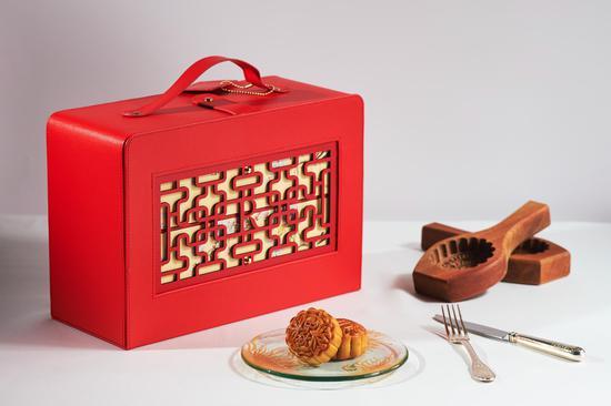 礼盒折法步骤图解