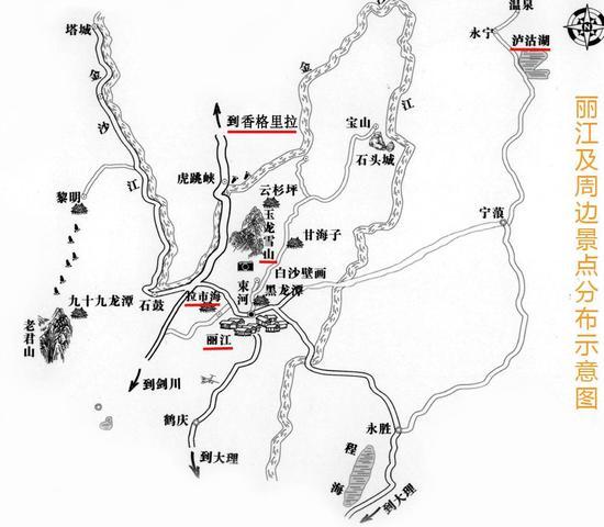 最受欢迎的暑期避暑之地 丽江为何又是NO.1