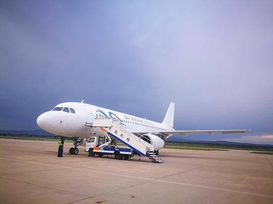 大同直飞柬埔寨航班自8月31日起,每周一,四,六发班,由天空吴哥航空