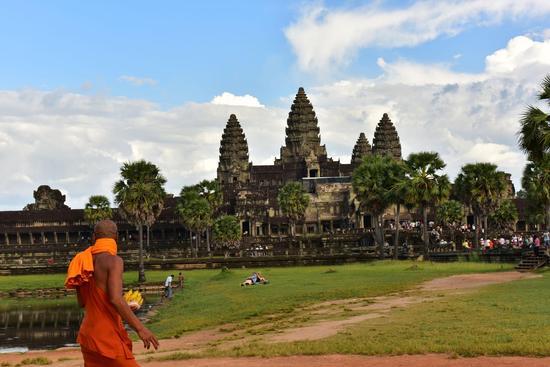 柬埔寨风光摄影