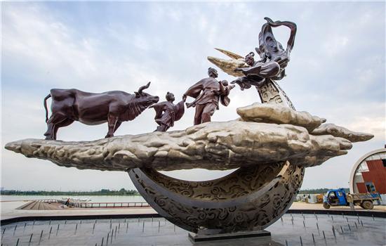 沣东新城两大重点项目建成开园,将成大西安文