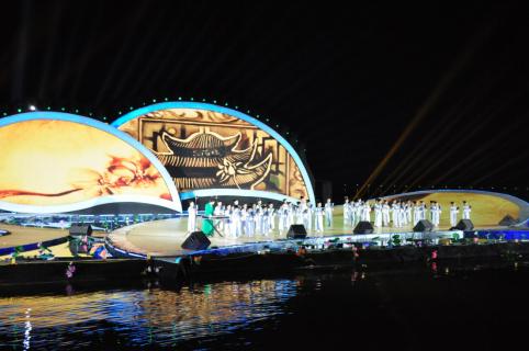 2017中国湖南国际旅游节湘阴开幕