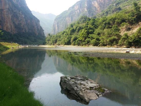 尼珠河大峡谷