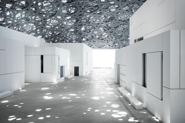 阿布扎比卢浮宫  将于11月11日向公众开放