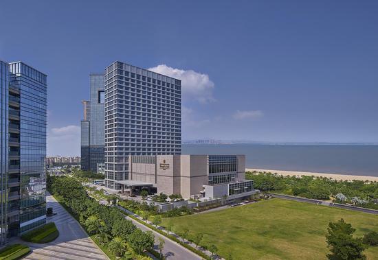 全球第100家香格里拉酒店绽放厦门,掀起城市生活新逸境热潮