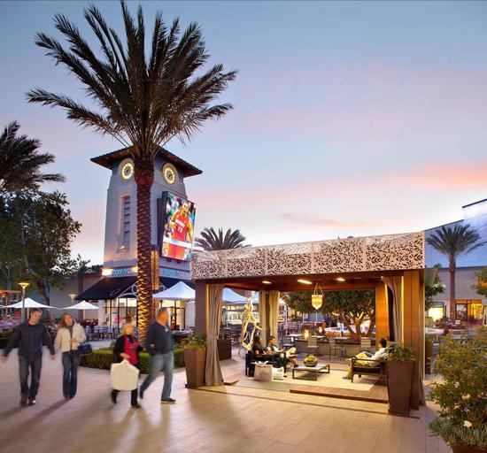 西田UTC购物中心,图片版权:圣地亚哥旅游局