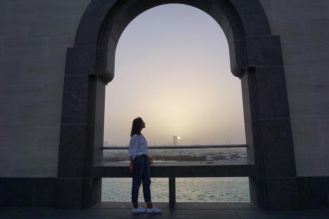 慢行卡塔尔 传统与现代在这里生花