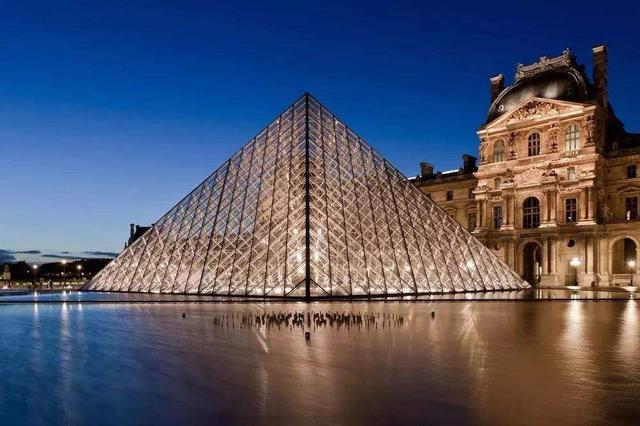 卢浮宫2020年接待游客270万人 同比降72%