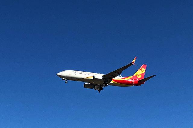 三亚机场日均国内旅客吞吐量超去年同期
