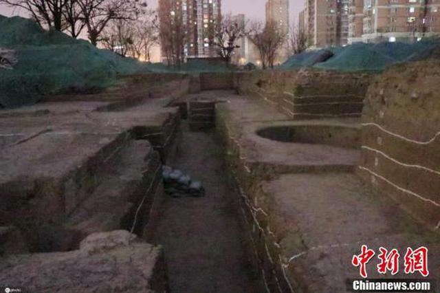北京发现金中都外城城墙体系 遗址公园有望2022年开建