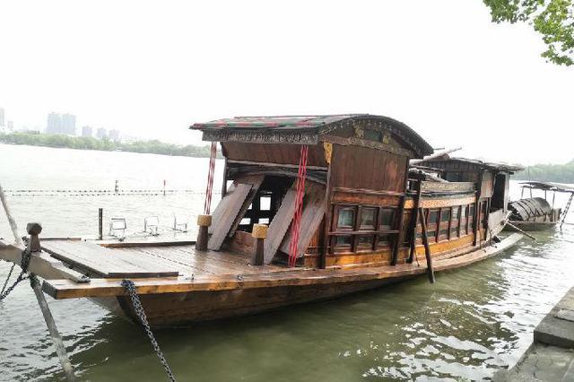 南湖红船见证中国共产党人初心使命