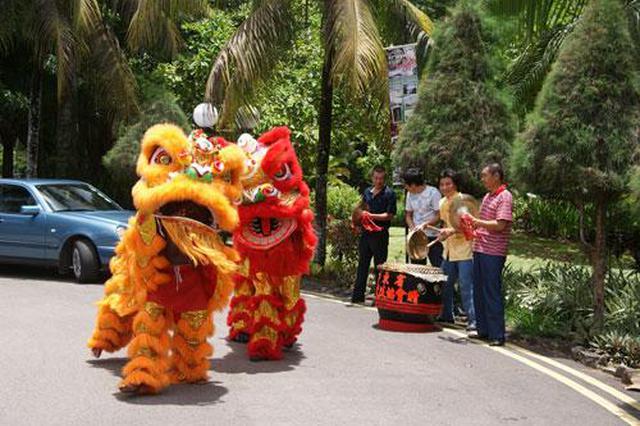"""泰国""""欢乐春节""""系列活动在曼谷举行"""