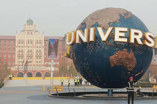 环球影城主题公园多处融入中国元素