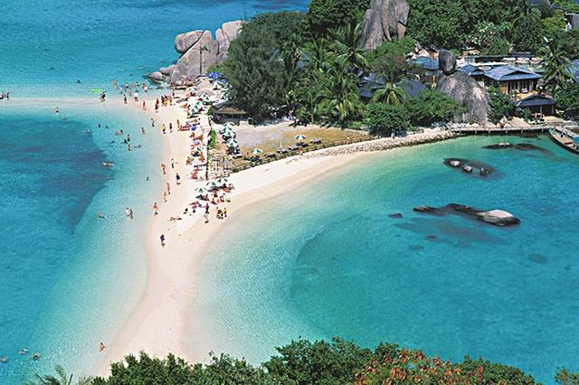 泰国苏梅岛重新对外开放 迎来首批国际游客