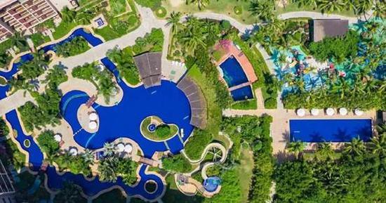 (图片来源:亚龙湾红树林度假酒店官方微博)