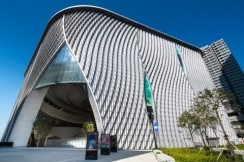 新开幕的戏曲中心(图片来源:香港旅游发展局)