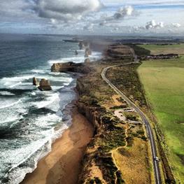 维多利亚州大洋路(Great Ocean Road)