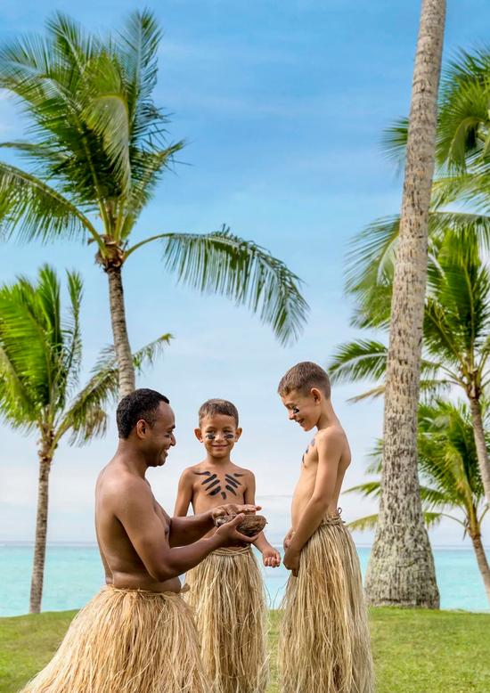 斐济传递南太平洋幸福密码