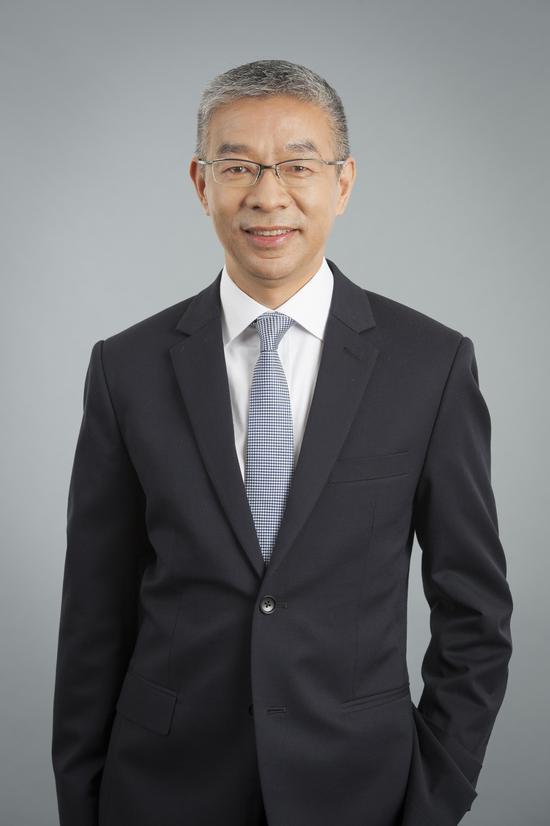 云顶邮轮集团总裁 朱福明