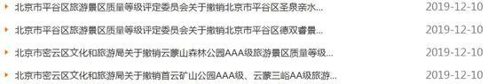 北京市文旅局网站截图
