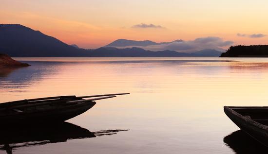 跟着故事游安徽 太平湖上遇见爱