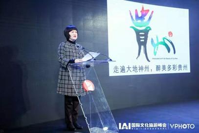 中央电视台广告经营管理中心副主任 李怡