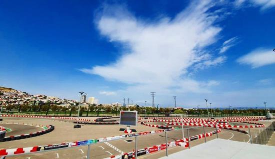 图源:Baku City Karting Official Instagram