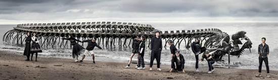 """大西洋岸边的""""海蛇"""",每年吸引着众多游客前往一睹风采(图片由<a href='http://travel.sina.com.cn/nante-lvyou/?from=b-keyword' target='_blank'>南特</a>之旅旅游局提供)"""