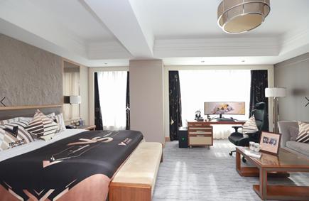 北京嘉里大酒店推出電競主題房,打造新潮入住體驗