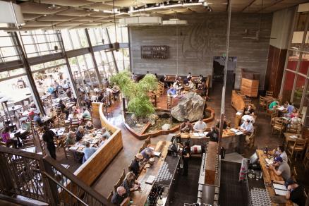 巨石啤酒馆,图片版权:圣地亚哥旅游局
