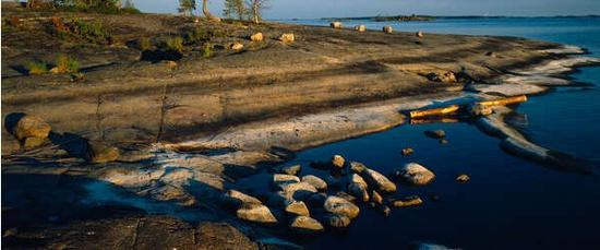 芬兰,塞马地质公园,摄影师Arto Hämäläinen