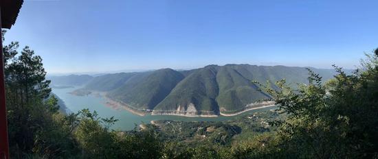 白云山国有林业观景台