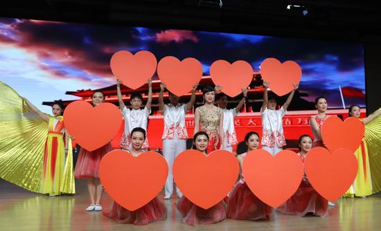 歌舞《美丽的中国梦》