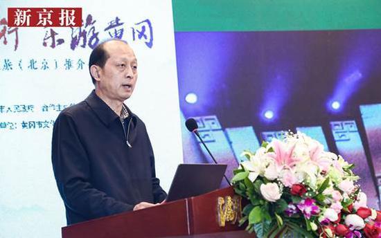 黄冈市文化和旅游局党组书记、局长王建学