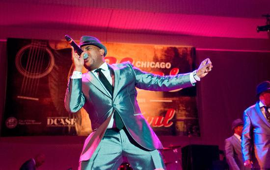 Chicago-Blues-Festival-Singer