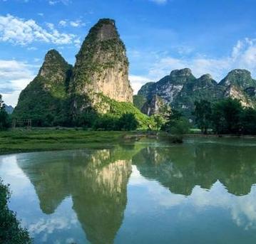 @重庆渝帆:这里的山水竟然比桂林还漂亮