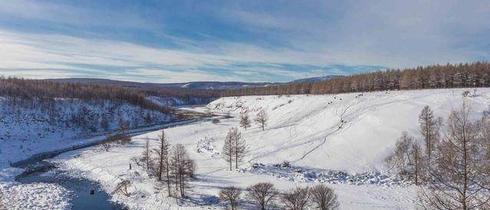 冬季赏雪 不可错过内蒙古阿尔山