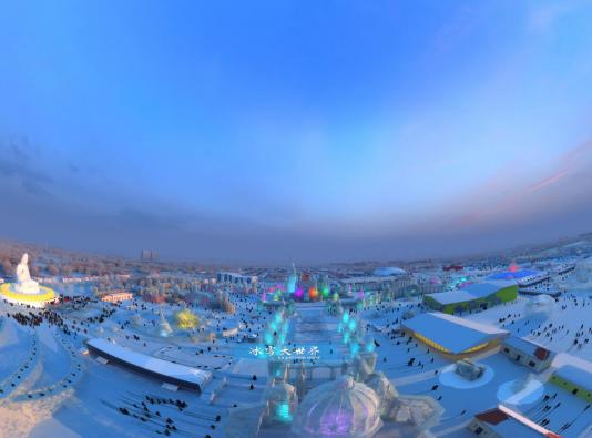 史上最赞的哈尔滨冰雪大世界游园攻略——《精彩演艺篇》