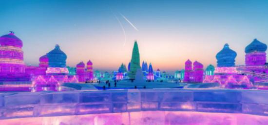 冰雪之冠主塔