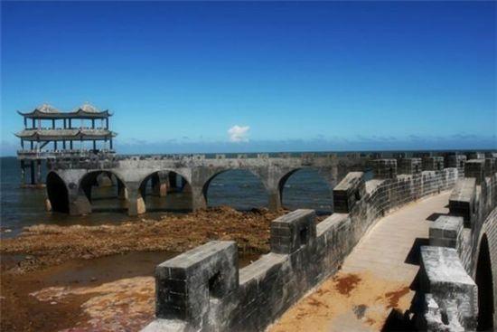 防城港簕山古渔村 图:新浪博主/不是路人都叫过客