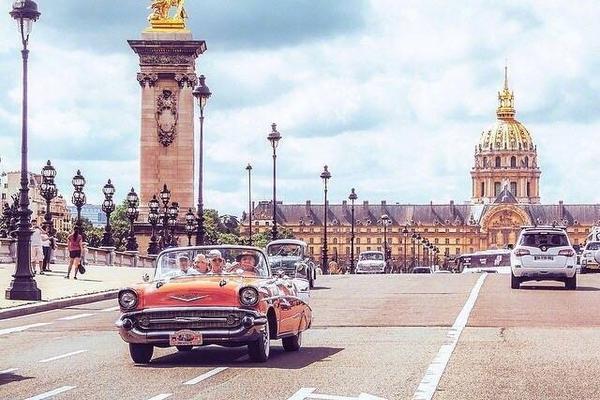 巴黎若不动人 世间再无浪漫