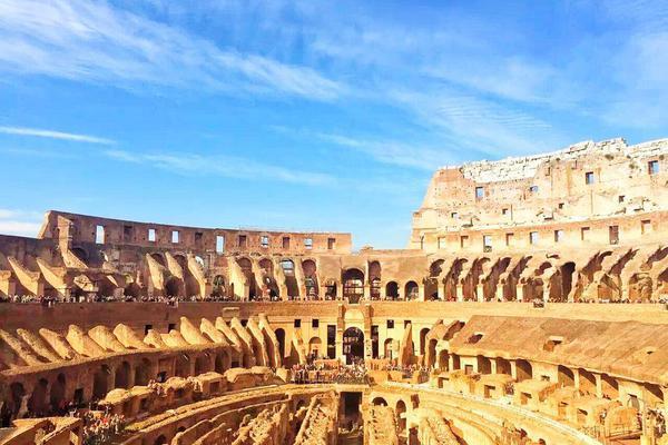 爱上罗马的理由