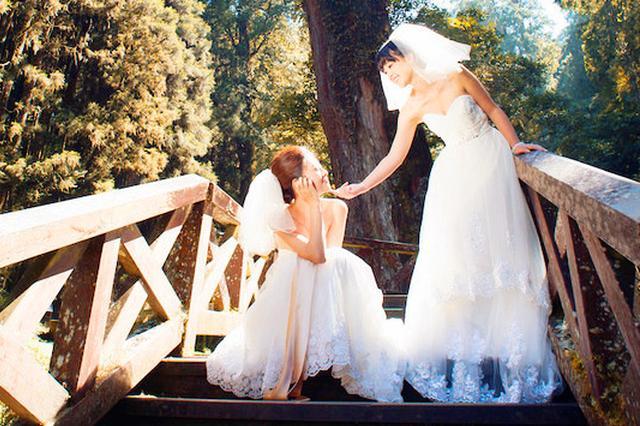 当南方新娘遇见北方新娘