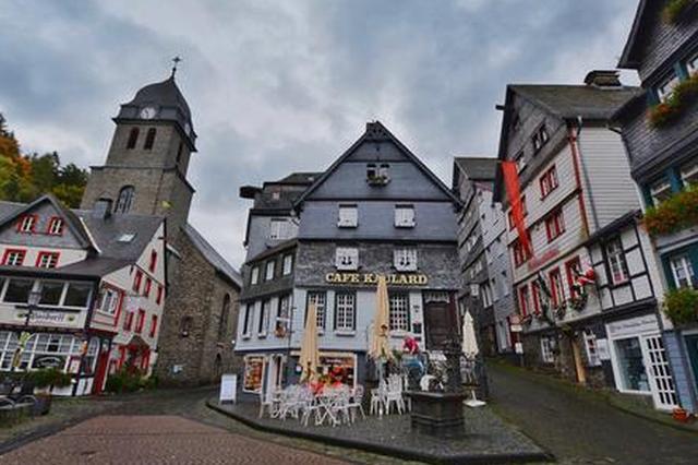 隐藏在大山深处的德国童话小镇