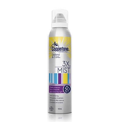 确美同®蓝光隔离防晒逆光瓶SPF50 PA+++